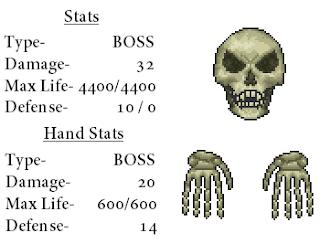 Skeletron - Terraria