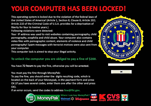 Christopher Furton Ransomware Image