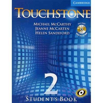 كتاب touchstone 1 pdf