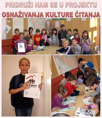 Oznažimo kulturu čitanja