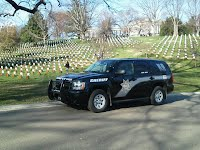 2011 Tahoe K-9 Unit