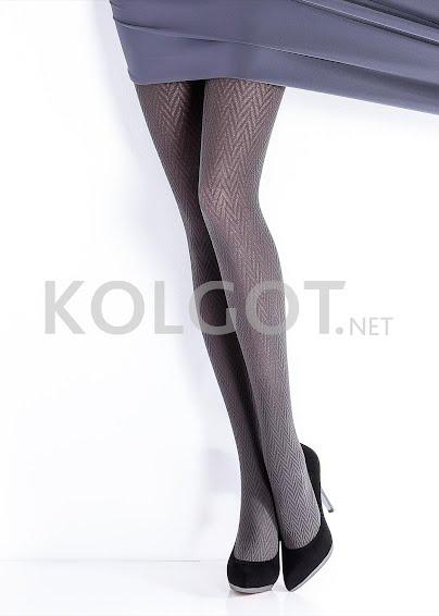 Колготки с рисунком ALMA 120 model 3- купить в Украине в магазине kolgot.net (фото 1)