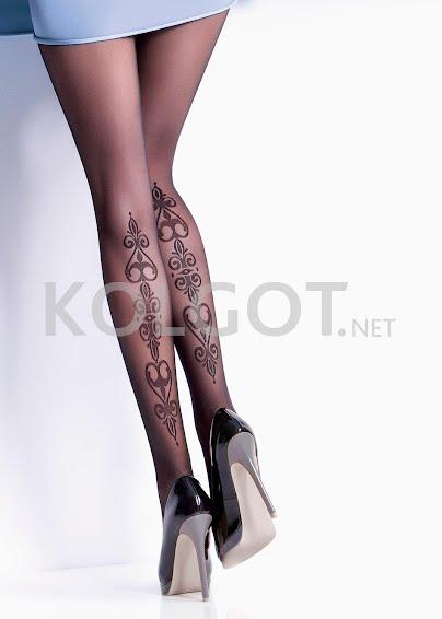 Колготки с рисунком SAFINA 20  model 3- купить в Украине в магазине kolgot.net (фото 1)