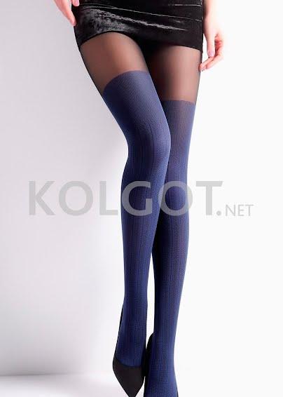 Колготки с рисунком ANNET 60  model 11- купить в Украине в магазине kolgot.net (фото 1)