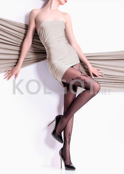 Колготки с рисунком MALENA 20  model 1- купить в Украине в магазине kolgot.net (фото 1)