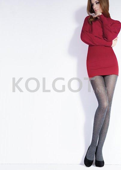 Теплые колготки SMILE 60 MELANGE - купить в Украине в магазине kolgot.net (фото 1)