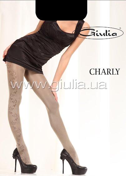 Колготки с рисунком CHARLY 40 model 2 <span style='text-decoration: none; color:#ff0000;'>Распродано</span>- купить в Украине в магазине kolgot.net (фото 1)