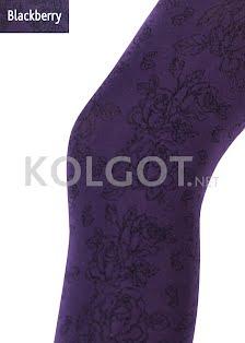 Колготки с рисунком ELMIRA 100  - купить в Украине в магазине kolgot.net (фото 2)