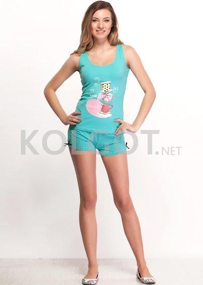 Одежда для дома и отдыха Комплект майка + шорты 01702ПВ- купить в Украине в магазине kolgot.net (фото 1)