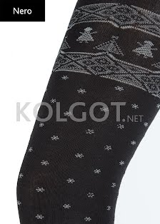 Колготки с рисунком NORDIC 150 - купить в Украине в магазине kolgot.net (фото 2)