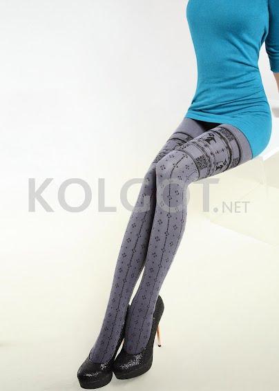 Колготки с рисунком NORDIC 150 model 19 <span style='text-decoration: none; color:#ff0000;'>Распродано</span>- купить в Украине в магазине kolgot.net (фото 1)
