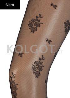 Колготки с рисунком AMALIA 20 - купить в Украине в магазине kolgot.net (фото 2)