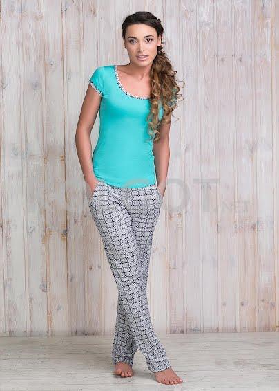 Одежда для дома и отдыха Комплект футболка+брюки SV-8575 - купить в Украине в магазине kolgot.net (фото 1)