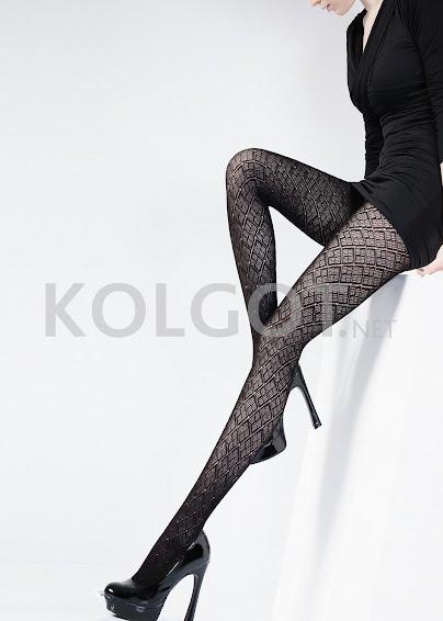 Колготки с рисунком INDY 120 model 2- купить в Украине в магазине kolgot.net (фото 1)