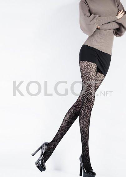 Колготки с рисунком VOGUE 120 model 2- купить в Украине в магазине kolgot.net (фото 1)