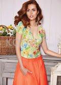 6036 блузка женская  Anabel Arto  (фото 1)