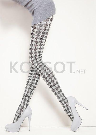 Колготки с рисунком FANCY 120 model 1- купить в Украине в магазине kolgot.net (фото 1)