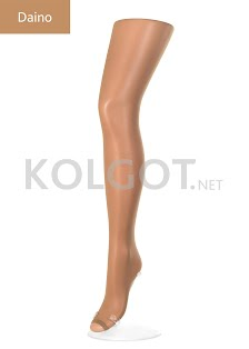 Классические колготки TOE 15 - купить в Украине в магазине kolgot.net (фото 2)