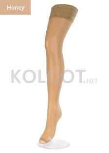 Чулки TOE 15 - купить в Украине в магазине kolgot.net (фото 2)