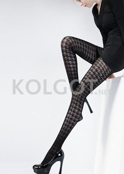 Колготки с рисунком INDY 120 model 1- купить в Украине в магазине kolgot.net (фото 1)