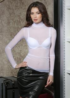 6291 джемпер женский сетка Anabel Arto - купить в интернет-магазине kolgot.net (фото 1)