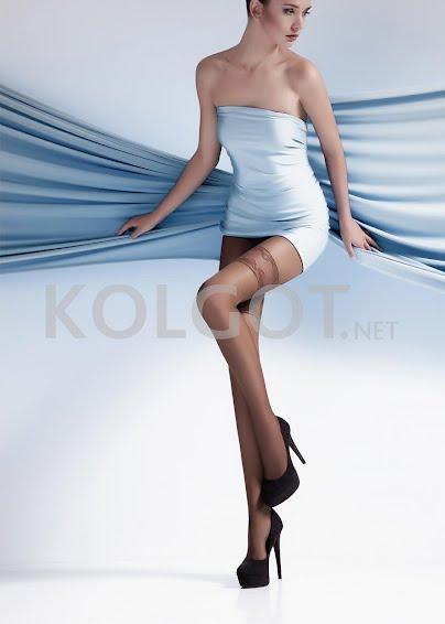 Колготки с рисунком HONEY 20 model 2- купить в Украине в магазине kolgot.net (фото 1)