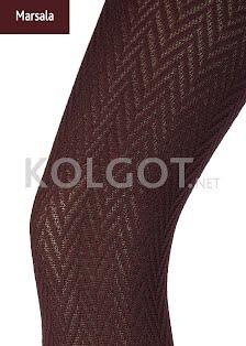 Колготки с рисунком ALMA 120 - купить в Украине в магазине kolgot.net (фото 2)