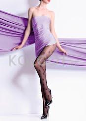 Колготки с рисунком AMALIA 20  model 5                    - купить в Украине в магазине kolgot.net (фото 1)