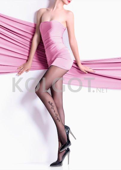 Колготки с рисунком LILIAN 20  model 3- купить в Украине в магазине kolgot.net (фото 1)