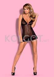 Эротическое белье MALIKA CHEMISE                     - купить в Украине в магазине kolgot.net (фото 1)