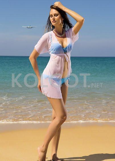Пляжная одежда 94709 халат пляжный Anabel Arto - купить в Украине в магазине kolgot.net (фото 1)