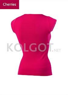T-shirt SCOLLO TONDO MANICA CORTA LIGHT - купить в интернет-магазине kolgot.net (фото 2)