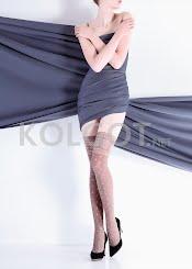 Колготки с рисунком SCANDY 200 model 2                    - купить в Украине в магазине kolgot.net (фото 1)
