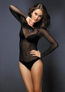 6282-1 боди-стринг женское сетка Anabel Arto - купить в интернет-магазине kolgot.net (фото 1)
