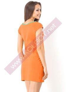 Купить Домашнее платье Daisies 01026П (фото 2)