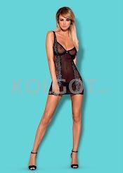 Эротическое белье AMANTA CHEMISE                     - купить в Украине в магазине kolgot.net (фото 1)
