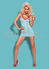 Эротическое белье DOCTOR DRESS                     - купить в Украине в магазине kolgot.net (фото 1)