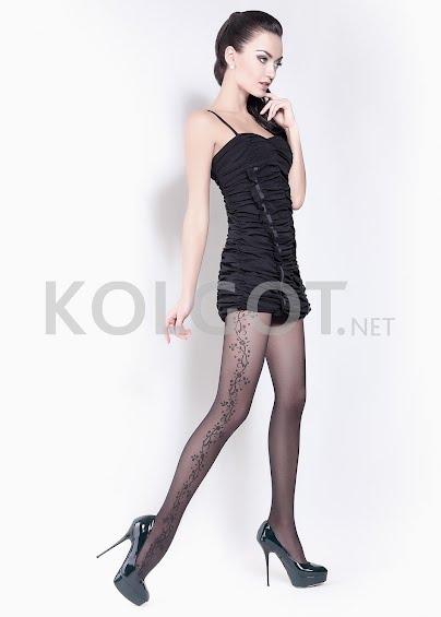 Колготки с рисунком FLORY 40 model 2- купить в Украине в магазине kolgot.net (фото 1)