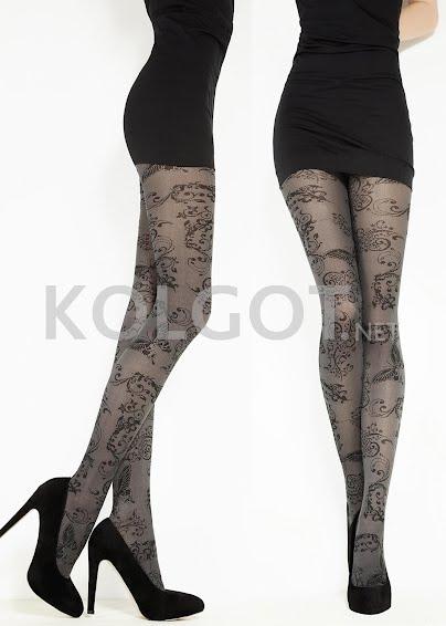 Колготки с рисунком LADY 40 model 11- купить в Украине в магазине kolgot.net (фото 1)
