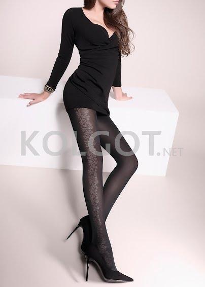 Колготки с рисунком MARIETTA 60  model 7- купить в Украине в магазине kolgot.net (фото 1)