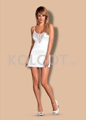 Эротическое белье LELIA CHEMISE+str                     - купить в Украине в магазине kolgot.net (фото 1)
