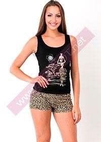 Купить Домашний комплект майка + шорты Tiger 01602ПВ (фото 1)