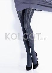 Колготки с рисунком ALMA 120 model 2                    - купить в Украине в магазине kolgot.net (фото 1)