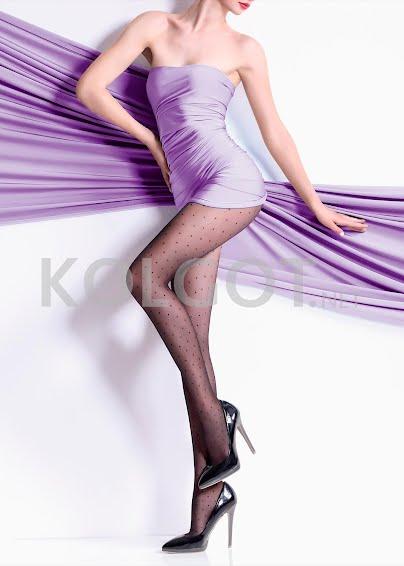 Колготки с рисунком AMALIA 20  model 1- купить в Украине в магазине kolgot.net (фото 1)