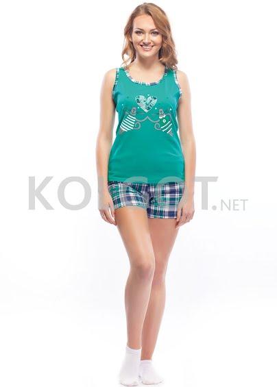 Одежда для дома и отдыха Комплект майка + шорты 0402В- купить в Украине в магазине kolgot.net (фото 1)