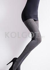 Колготки с рисунком VOYAGE 180 model 12                    - купить в Украине в магазине kolgot.net (фото 1)
