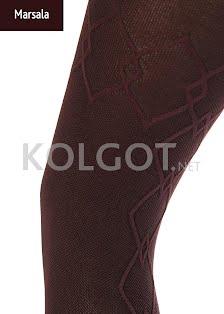 Колготки с рисунком FINA 150 - купить в Украине в магазине kolgot.net (фото 2)