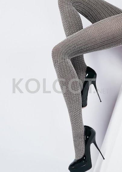 Колготки с рисунком MIRACLE 120 model 1- купить в Украине в магазине kolgot.net (фото 1)