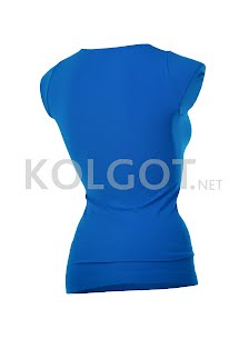 T-SHIRT SCOLLO TONDO MANICA CORTA - купить в интернет-магазине kolgot.net (фото 2)