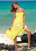 Пляжное платье SUKIENKA F43  (фото 1)